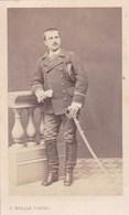 Photo Cdv  Militaire Guerre De 1870 - Anciennes (Av. 1900)
