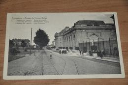 1566- Tervuren Tervueren,  Musée Du Congo Belge - 1923 - Tervuren