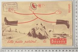 BUVARD  BOTTE BAUDOU - Tampon X ORHAND à TOURS - Shoes