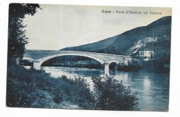 CAPUA - PONTE D'ANNIBALE SUL VOLTURNO - NV FP - Caserta