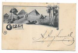GIZEH - VIAGGIATA FP - Gizeh