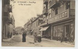 LE TOUQUET PARIS PLAGE - La Rue De Londres - Le Touquet