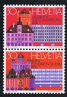 1974  Fast Kompletter Jahrgang Michel 1017  BLock 22 1024 - 1045 Siehe Scan Postfrisch Xx - Schweiz