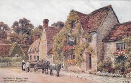 WYTHAM - OXFORD - THE WHITE HART INN, Ungelaufen, Karte 191?, Gute Erhaltung - Oxford