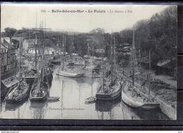 56 - Belle-Isle-en-mer - Le Bassin A Flot - Belle Ile En Mer