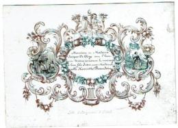 Messieur Et Madame Jacques De Bleye Ont L'honneur De Vous Annoncer Le Mariage De Leur Fils Jean, Avec Mademoiselle Henri - Andere