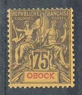 OBOCK N°43 NSG - Unused Stamps