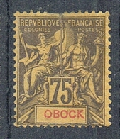 OBOCK N°43 N* - Unused Stamps