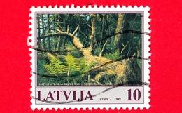LETTONIA - LATVIJA - Usato - 1997 - Parchi - Protezione Dell'Ambiente - Moricsala Nature Reserve - 10 - Lettonia