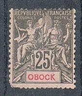 OBOCK N°39 N* - Unused Stamps