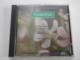 CD - TCHAIKOVSKY Romeo And Juliet Fantasy Overture - Opéra & Opérette