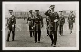 Postcard / ROYALTY / Belgique / België / Koning Leopold III / Roi Leopold III / Caserne Ste Anne / Laeken / D.T.C.A. - Barracks
