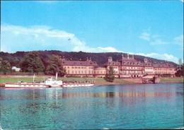 Ansichtskarte Pillnitz Schloss Pillnitz - Wasserpalais 1983 - Pillnitz