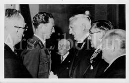 Postcard / ROYALTY / Belgique / België / Koning Leopold III / Roi Leopold III / Congrés De Lutte Scientifique Et Sociale - Gezondheid, Ziekenhuizen