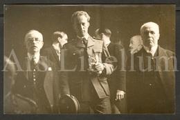 Postcard / ROYALTY / Belgique / België / Koning Leopold III / Roi Leopold III / Congrés De Lutte Scientifique Et Sociale - Santé, Hôpitaux