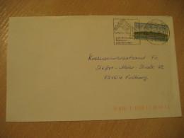 WALDSHUT 1998 Cancel Cover GERMANY Lighthouse Phare Architecture - Phares