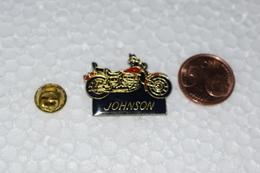 Moto Marque Johnson - Motorbikes