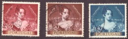 Portugal 1953 - 1st Centenary Of The Portuguese Postage Stamp # Very Good Condition - 1910-... République