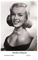 MARILYN MONROE - Film Star Pin Up PHOTO POSTCARD - 201-651 Swiftsure Postcard - Postales