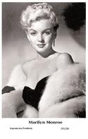 MARILYN MONROE - Film Star Pin Up PHOTO POSTCARD - 201-68 Swiftsure Postcard - Postales