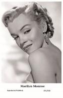 MARILYN MONROE - Film Star Pin Up PHOTO POSTCARD - 201-658 Swiftsure Postcard - Postales