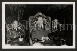 Postcard / ROYALTY / Belgique / België / Koning Leopold III / Roi Leopold III / Kuregem / Cureghem / Octobre 1936 - Characters