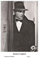 JAMES CAGNEY - Film Star Pin Up PHOTO POSTCARD - 203-2 Swiftsure Postcard - Postales