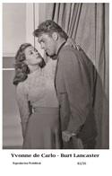 HOLLYWOOD COUPLES - Film Star Pin Up PHOTO POSTCARD - B3-30 Swiftsure Postcard - Postales