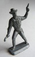 FIGURINE Jouet De Bazar - FARWEST Série 2 -  TYPE CAFE LEGAL KID BOONEY Argent N°51 - Figurines