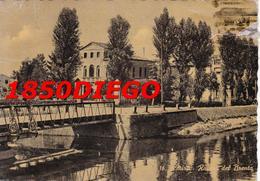 MIRA - RIVIERA DEL BRENTA F/GRANDE  VIAGGIATA 1952? ANIMATA - Venezia