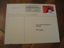 PHANOMENA Mystery Environment ZURICH 1984 Cancel Card SWITZERLAND Astrology Astrologie Zodiac Zodiaque - Astrologie
