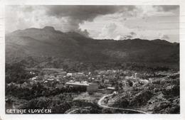 POSTCARD-MONTENEGRO-CETINJE I LOVCEN- VIAGGIATA1937-REAL FOTO - Montenegro