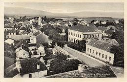 POSTCARD-BOSNIA-NEVESINJE- VIAGGIATA1939-REAL FOTO - Bosnia Erzegovina