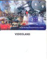 GREECE - TechnoVideo/Videoland, Member Card, Sample - Unclassified