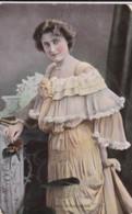 AQ75 Actress - Miss Norah Kerin - Tuck Photochrome Postcard - Theatre