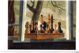 Painting A Game Of Chess A Club Of The Filocartists 2016 39 - Chess