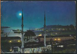 °°° 12103 - TURKEY - ISTANBUL AT THE MOONLIGHT - 1977 °°° - Turchia