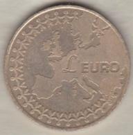 Euro Des Centres Commerciales Leclerc - Euros Of The Cities
