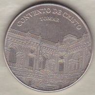 Portugal . Convento De Cristo Tomar . Portuguese Heritage - Tokens & Medals