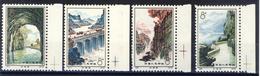 Cina  - 1972  Construction Of Red Flag Canal - Excellent New Stamps MNH** (read Descriptions) Two Photos - 1949 - ... République Populaire