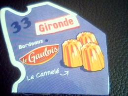 Magnet Le Gaulois Gironde - Publicitaires