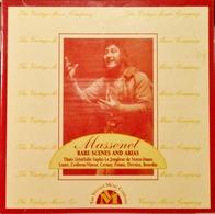 MASSENET. Rare Scènes & Arias. 21 Titres. 1 Cd . 1998. - Opera