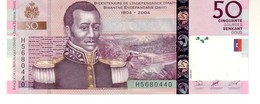 Haiti P.274 50 Gourdes 2004  Unc - Haiti
