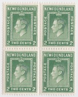 Newfoundland        .   SG   .     268    Bloc Of 4         .      **      . Postfris     .   /   .  MNH - Newfoundland