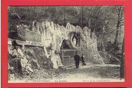 FRONTENAY 1905 LA GROTTE CARTE EN BON ETAT - Sonstige Gemeinden