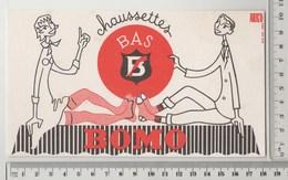 BUVARD Chaussettes Bas BOMO - Textile & Clothing