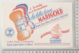 BUVARD LAINES MARIGOLD - Textile & Clothing