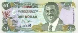 Bahamas P.69 1 Dollar 2001   Unc - Bahamas