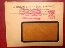 EMA  Paris Union Phénix Espagnol - EMA (Printer Machine)