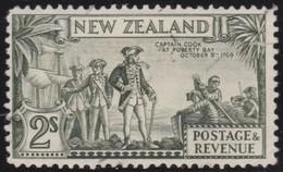 New  Zealand      .   SG   .    568       .        O   .   Cancelled   .   /   .   Gebruikt - 1907-1947 Dominion
